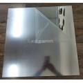 Акрил зеркальный цвет серебро 1 мм 60*60 см