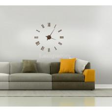 Часы деревянные на стену/ цифры/римскиеклассические/круглые