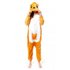 Пижама кигуруми для детей  Кигуруми рост 140см