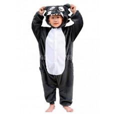 Пижама Волк рост 115-120см кигуруми