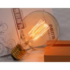 Лампочка накаливания g80-1 Лампа Эдисона Е27 DIY