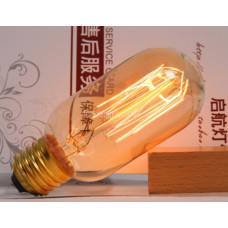 Лампочка накаливания t45-1 Лампа Эдисона Е27 DIY