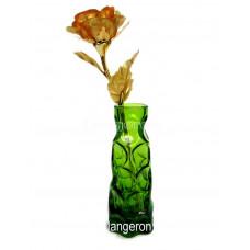 Ваза маленькая для розы вазочка декоративная
