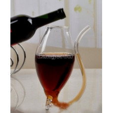 Бокал для вина Вампир 300мл бокал трубка с трубочкой