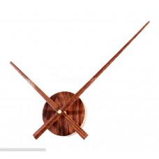 Часовой механизм под дерево с длинными стрелками 30см