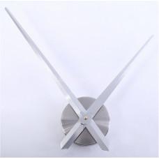 Часовой механизм серебро часовая 32 см минутная 40 см
