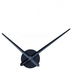 Часовой механизм черный часовая 32 см минутная 40 см
