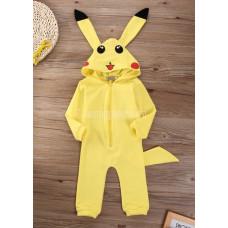 Боди детский ромпер комбинезон пикачу pikachu