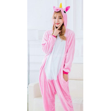 Пижама кигуруми kigurumi Единорог розовый рост 151-160 M My little pony