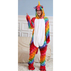 Пижама Единорог чешуйчатый  L на рост 165-175