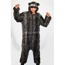 Пижама медведь мех рост 165