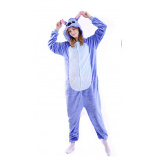 Пижама кигуруми kigurumi стич на рост 175-185 XL