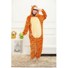 Пижама кигуруми kigurumi тигр на рост 141-150 S