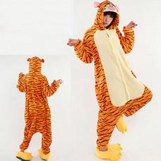 Пижама тигр XL на рост 175-185 кигуруми kigurumi