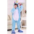 Пижама Единорог My little pony голубой на рост 115-120 см кигуруми