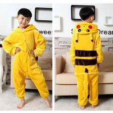 Пижама детская Пикачу рост 125-130 см кигуруми