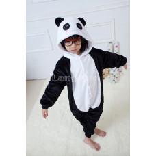Пижама детская Панда на рост 135-140см кигуруми
