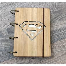Часы настенные светящиеся в темноте Олень с олененком 29 м