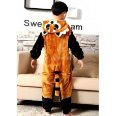 Пижама детская Красная панда на рост 115-120см Кигуруми  Малая Панда