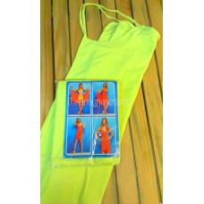 Туника халат платье 140*70 Цвет Салатовый