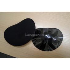 Вкладыши пуш ап Push up с клейкой поверхностью в бюстгальтер купальник черные