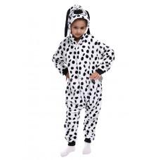 Пижама Далматинец рост 105-110см кигуруми для детей
