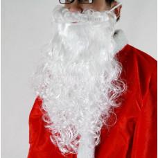 Борода Деда Мороза Санта Клауса