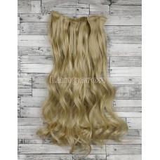 Трессы волнистые набор блонд 16/613 140г 55см 6 прядей