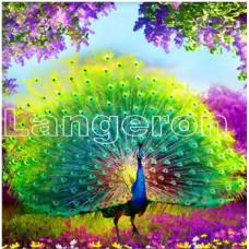 Картина для рисования камнями Баня 30*40 стразами Diamond painting Алмазная вышивка алмазами мозаика парилка
