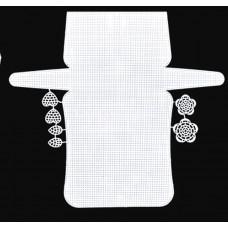 Картина для рисования стразами синяя птица 28*84 Diamond painting Алмазная вышивка алмазами мозаика