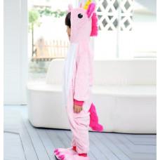 Пижама Единорог My little pony розовый  на рост 130см