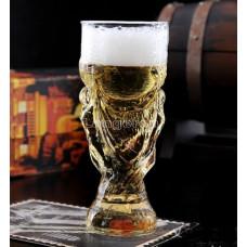 Бокал для пива в форме кубка мира по футболу 800мл