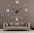 Настенные объемные часы до 1м с цифрами diy сделай сам Art Clock 3d
