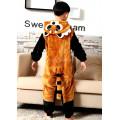 Пижама детская Красная панда на рост 135-140см Кигуруми Малая панда