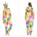 Пижама Единорог разноцветный со звездами L на рост 170-180