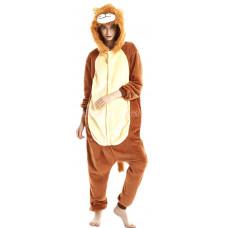 Пижама Лев с гривой L на рост 165-175 кигуруми