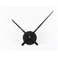 Часовой механизм 30 см стрелки цвет черный