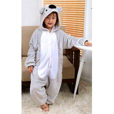 Пижама кигуруми для детей  Коала рост 105-120см