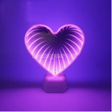 Светильник сердце - бездонный свет