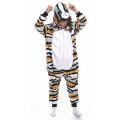 Пижама детская Котенок полосатый на рост 135-140см Кигуруми