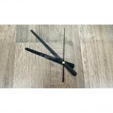 Стрелки 19 см черные