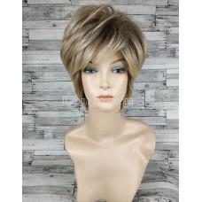 Парик блонд короткий женский короткая стрижка VEGA-R10-26 TLD125