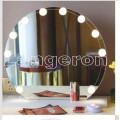 Лампочки для зеркала макияжа Набор лампочек (10 шт.) светодиодных LED с регулировкой яркости лампы