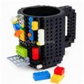 Кружка Лего Lego цвет черный
