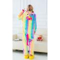 Пижама Единорог радужный разноцветный S на рост 145-155 кигуруми