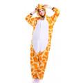 Пижама Жираф S рост 145-155 кигуруми kigurumi