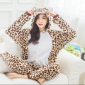 Пижама кигуруми kigurumi Леопард на рост 160-170 L