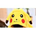 Пижама Пикачу L рост 165-175 кигуруми kigurumi Pikachu