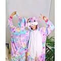 Пижама Зайка Звездный S на рост 150-155 кигуруми