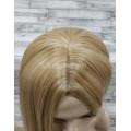 Парик блонд прямой 70см длинный с пробором